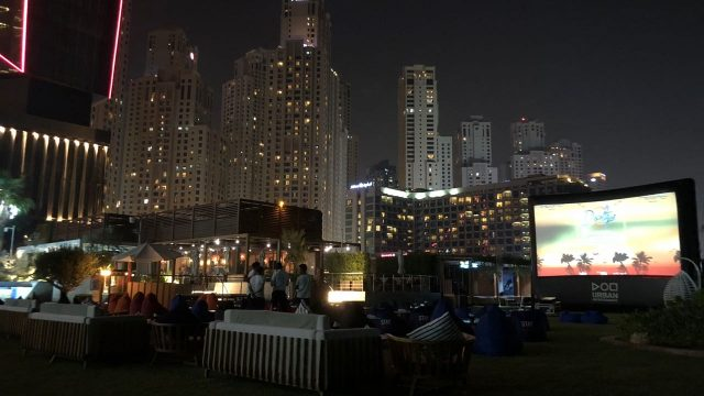 Beach Cinema - Urban Entertainment