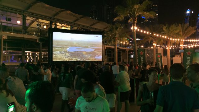 Outdoor Cinema - Champions League Final 2019